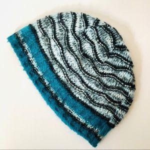 Missoni Mohair Blend Knit Cap